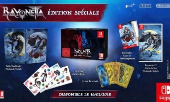The Bayonetta Special Edition