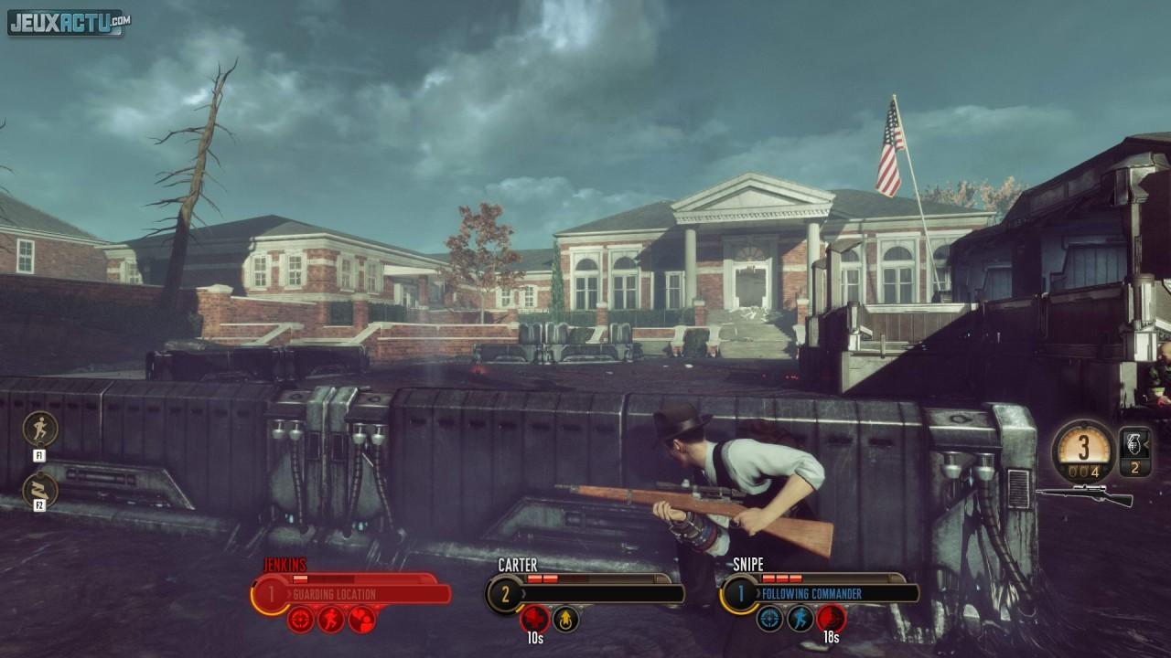 Images the bureau xcom declassified - The bureau xcom declassified gameplay ...