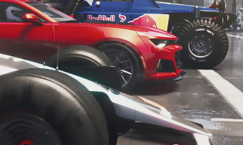 The Crew 2 : trailer de gameplay entre voitures, avions et bateaux