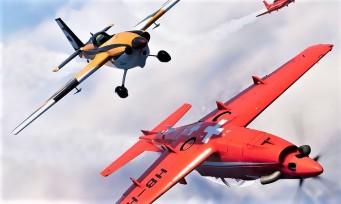 The Crew 2 : un trailer de gameplay dans un avion de voltige !