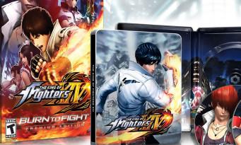The King Of Fighters XIV : découvrez l'édition collector du jeu en images