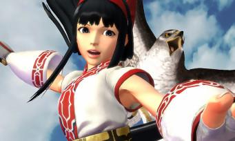 KOF XIV : trailer de gameplay de Nakoruru de Samurai Spirits