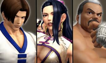 KOF XIV : voici la nouvelle équipe de Kim Kaph Wan en vidéo !