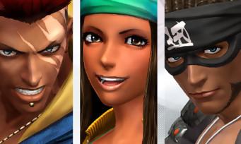 The King of Fighters XIV : des nouvelles images et une vidéo inédite sur PS4