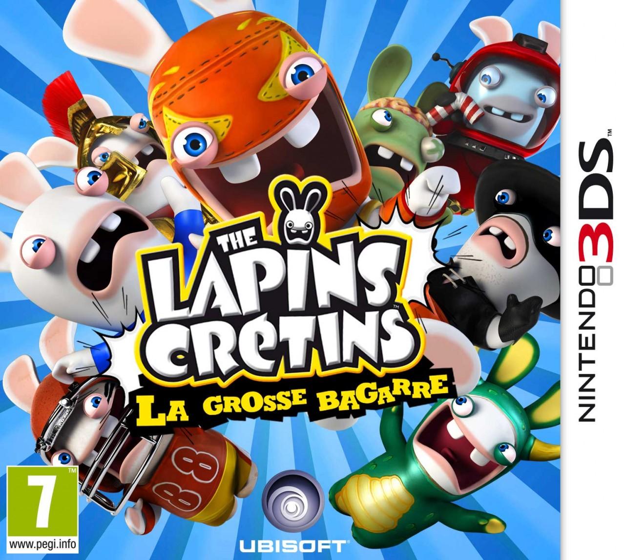 Les lapins cr tins la vid o des jo de londres 2012 - Jeux lapin cretain gratuit ...