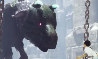 The Last Guardian : trailer de l'histoire sur PS4