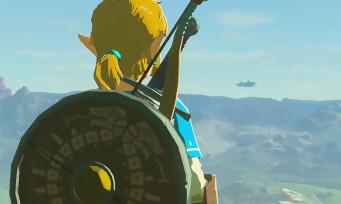 Zelda Breath of the Wild : une vidéo qui met en avant la qualité sonore
