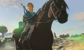 Zelda Breath of the Wild : Link pourra chevaucher n'importe quel cheval