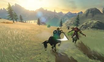Zelda Wii U & NX