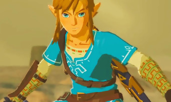 Zelda Breath of the Wild : une heure de gameplay sur Nintendo Switch