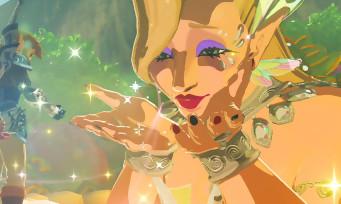 Zelda Breath of the Wild : la soluce pour trouver les quatre Grandes Fées