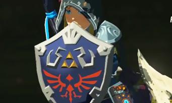 Zelda Breath of the Wild : voici la soluce pour trouver le bouclier d'Hylia