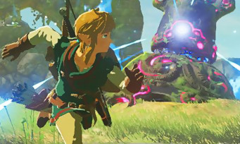 Zelda Breath of the Wild : un meilleur framerate via un patch disponible