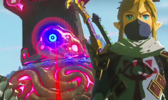 Zelda Breath of the Wild : l'astuce pour que Link pilote un Gardien