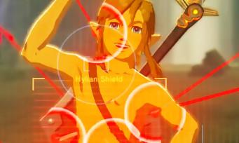 Zelda Breath of the Wild : l'astuce pour tuer 5 Gardiens en un seul coup