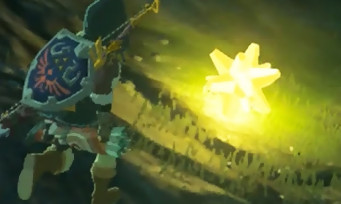 Zelda Breath of the Wild : la soluce pour trouver des fragments d'étoile