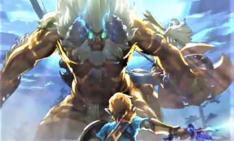 Zelda Breath of the Wild : gameplay trailer du DLC Ode aux Prodiges