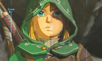 Zelda Breath of the Wild : il y a une zone du jeu où le cel-shading disparaît