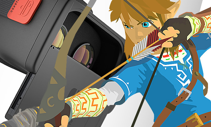 The Legend of Zelda : bientôt un épisode basé en réalité virtuelle ? - Jeux Actu