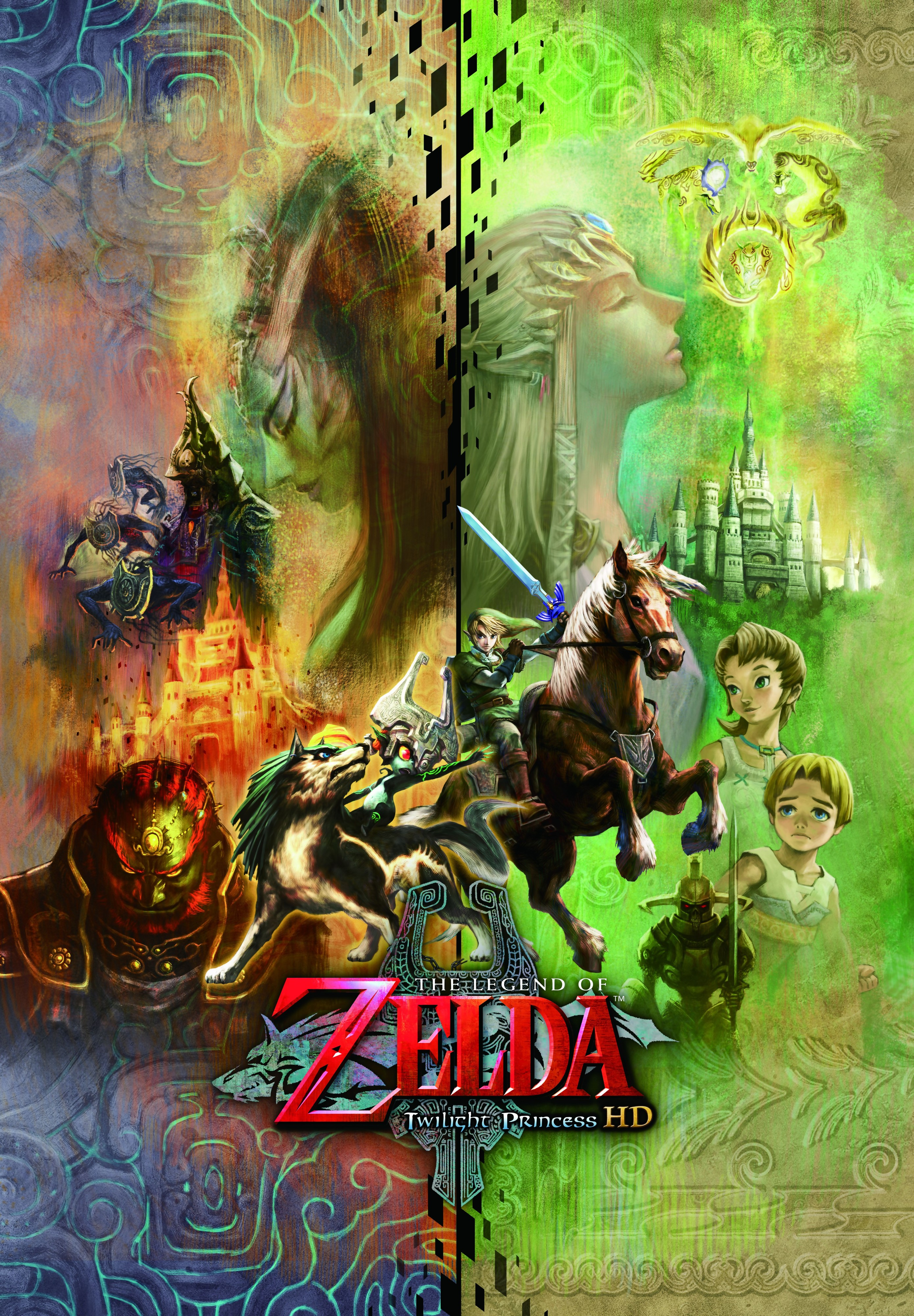 artworks the legend of zelda twilight princess hd page 2