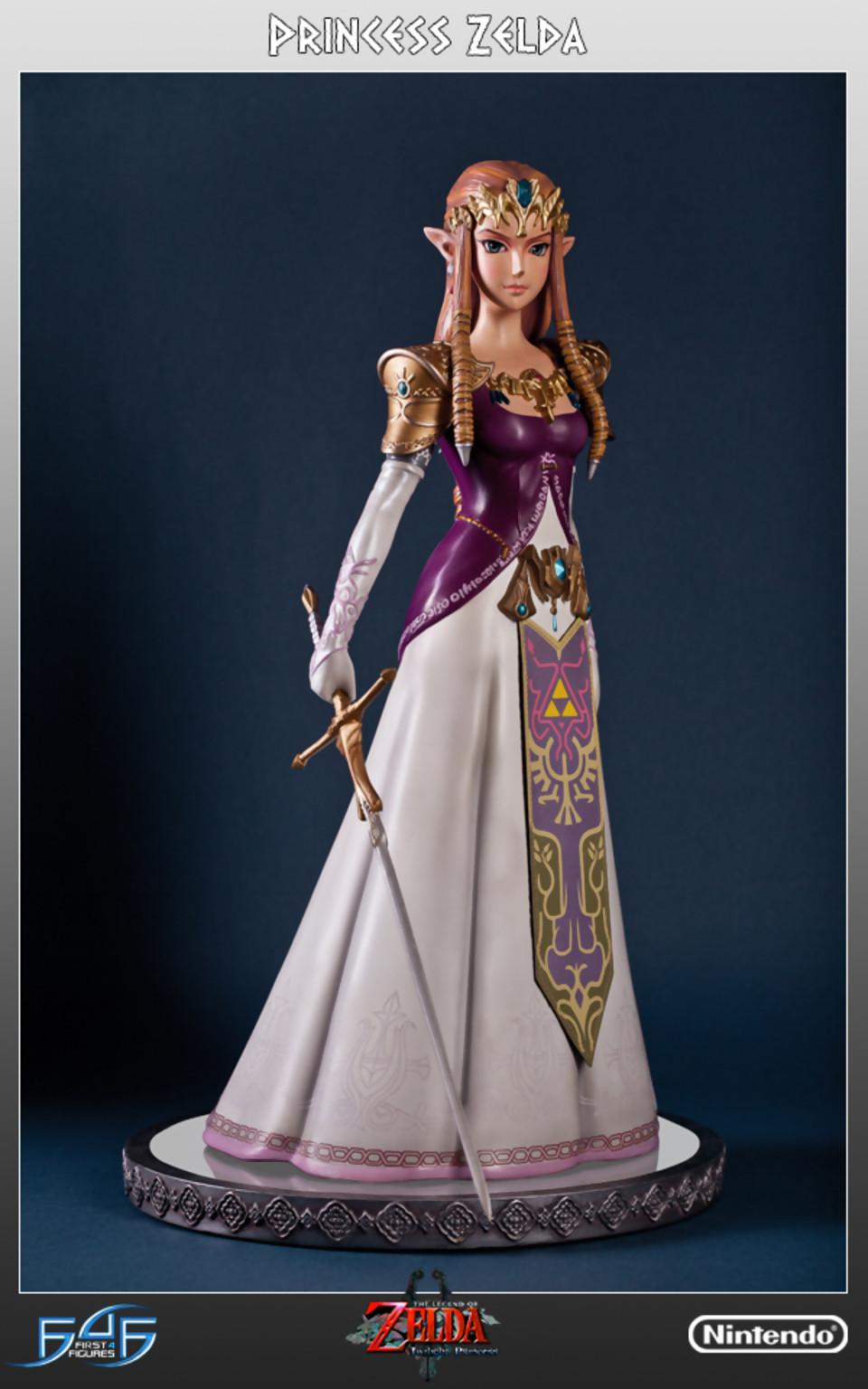 Zelda une statue de la princesse 350 dollars - La princesse zelda ...