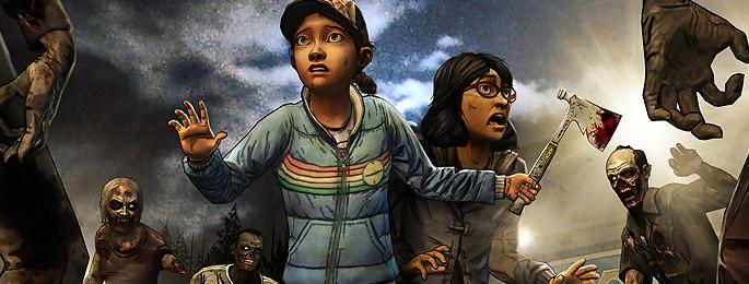 The Walking Dead Saison 1 et 2 (PS4, Xbox One) : c'est dans la boîte