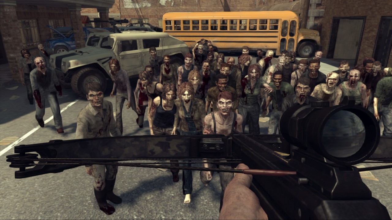 Test The Walking Dead Survival Instinct