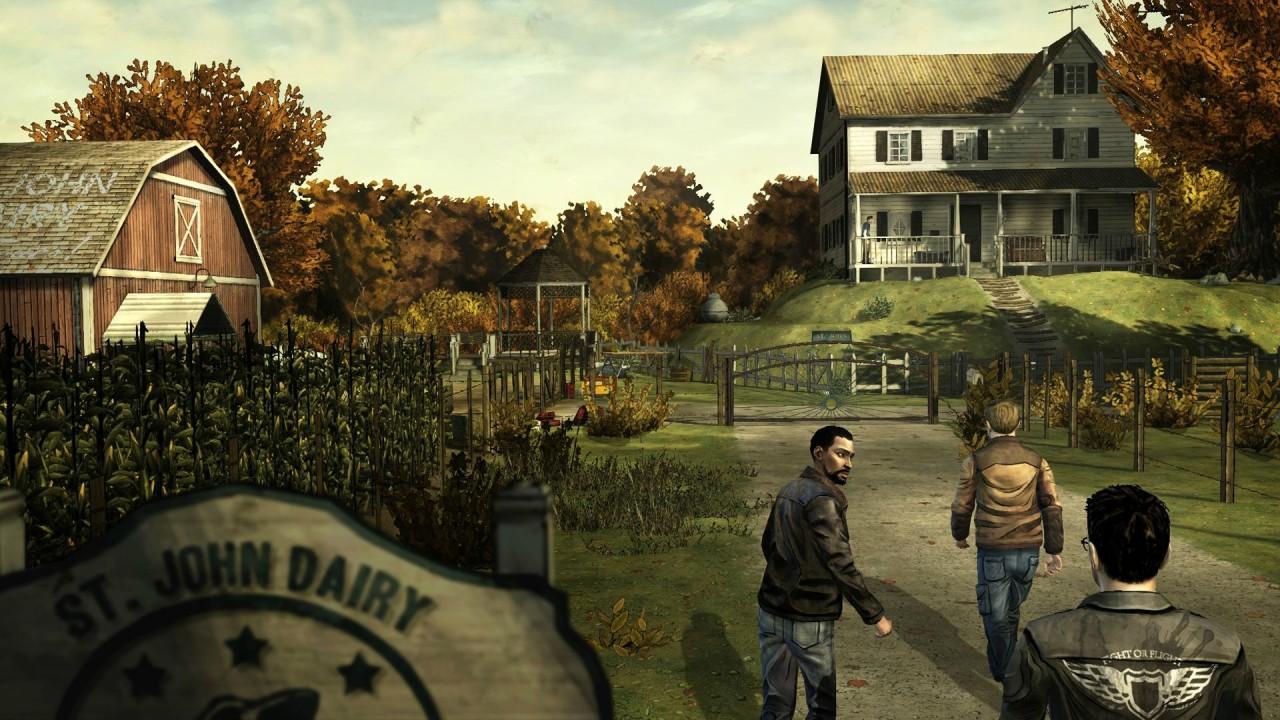 Voir toutes les images de The Walking Dead