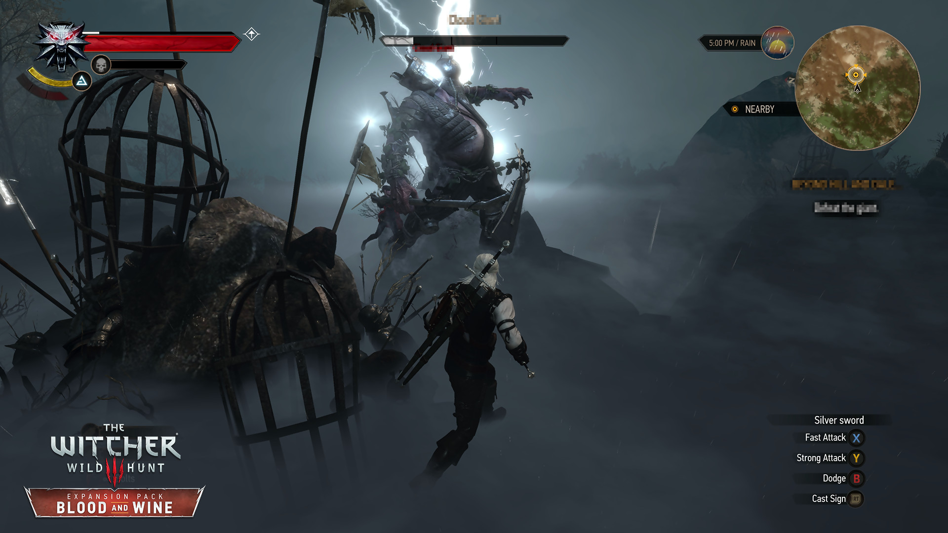 Images the witcher 3 wild hunt blood and wine for Ps4 hunting and fishing games
