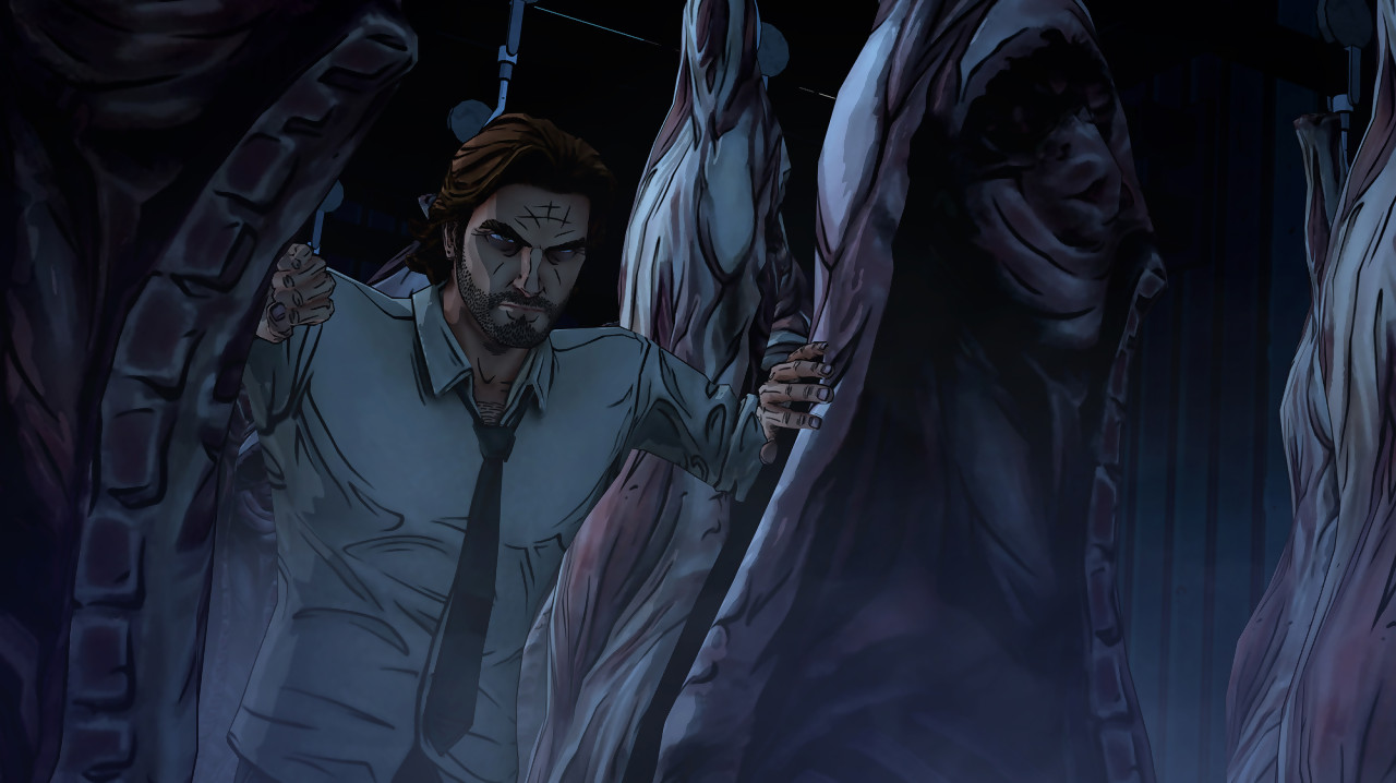 les images de The Wolf Among Us : Episode 4 - In Sheep's Clothing