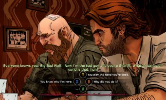 Test The Wolf Among Us - Episode 1 Faith sur PC