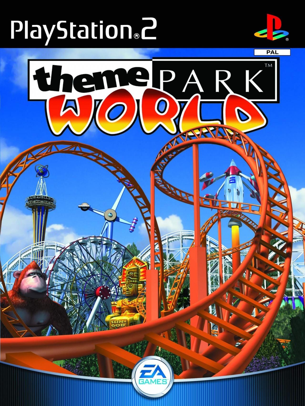 Astuces Theme Park World