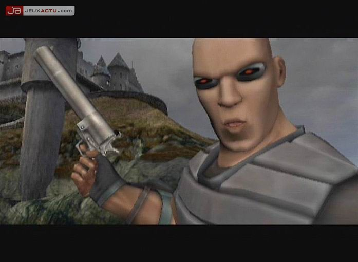 Test TimeSplitters 3 sur PlayStation 2
