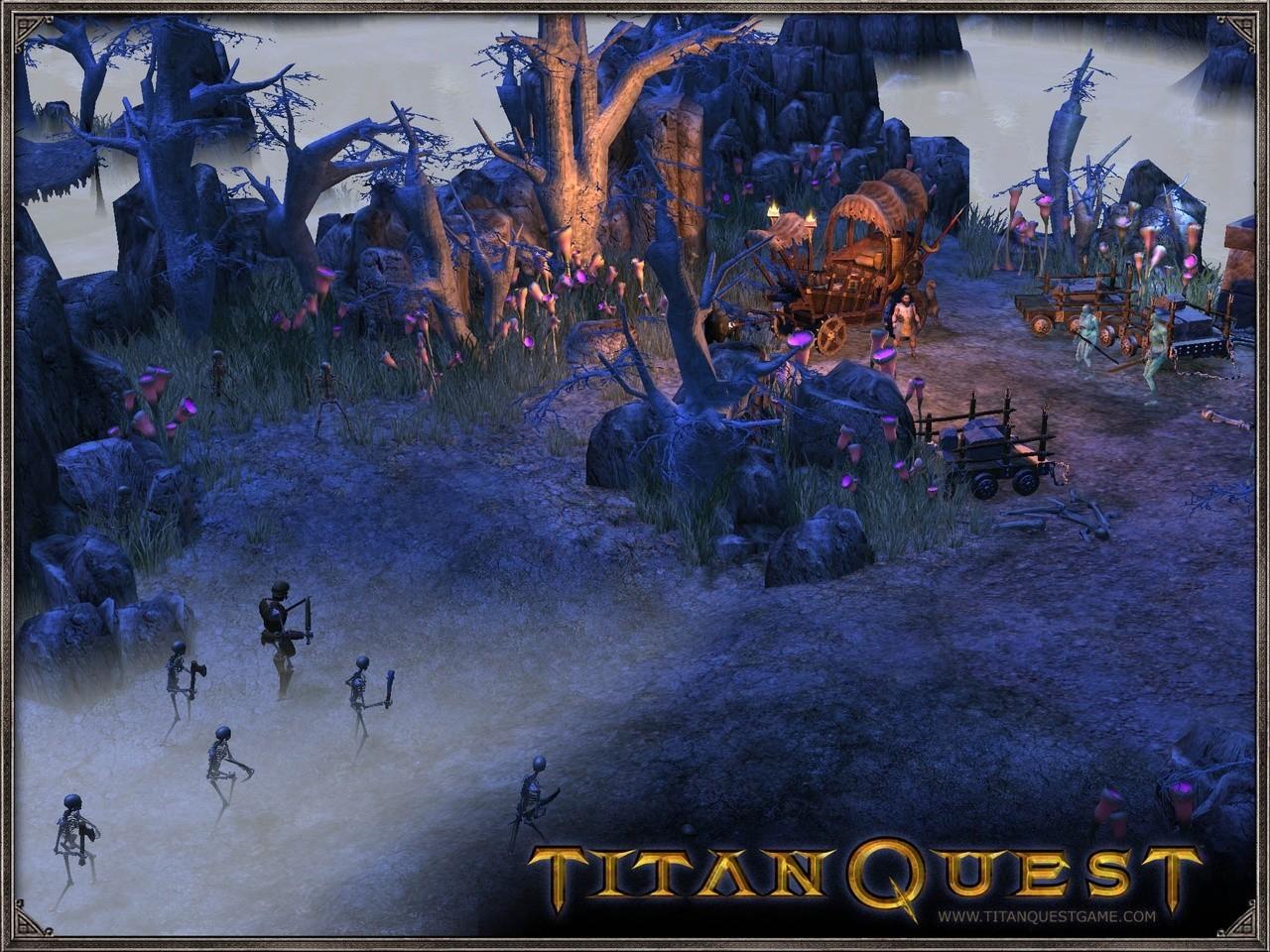 titan quest immortal throne patch 1.16