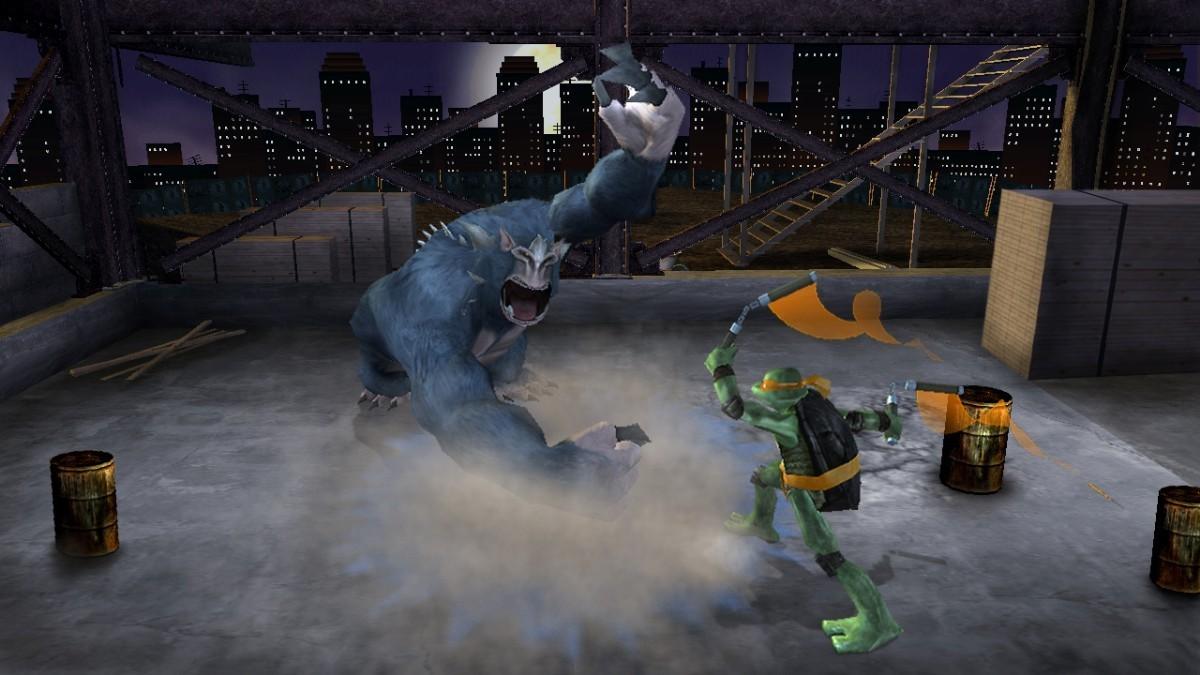 TMNT : Nouvelles Images PC Et Xbox 360