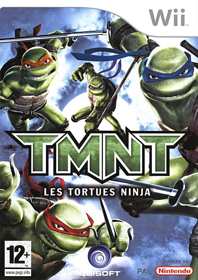 Tmnt les tortues ninja - Le nom des tortue ninja ...