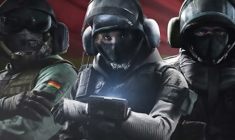Rainbow Six Siege : trailer des allemands GSG 9