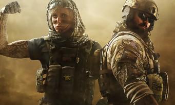 """Rainbow Six Siege : un trailer pour le DLC gratuit """"Dust Line"""""""