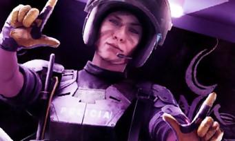 Rainbow Six Siege : deux trailers avec les agents Mira et Jackal