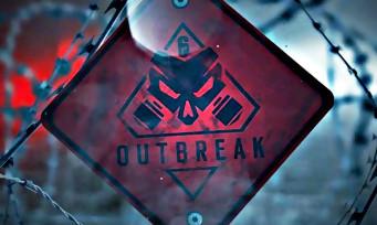 Rainbow Six Siege : trailer de gameplay des zombies de l'Année 3