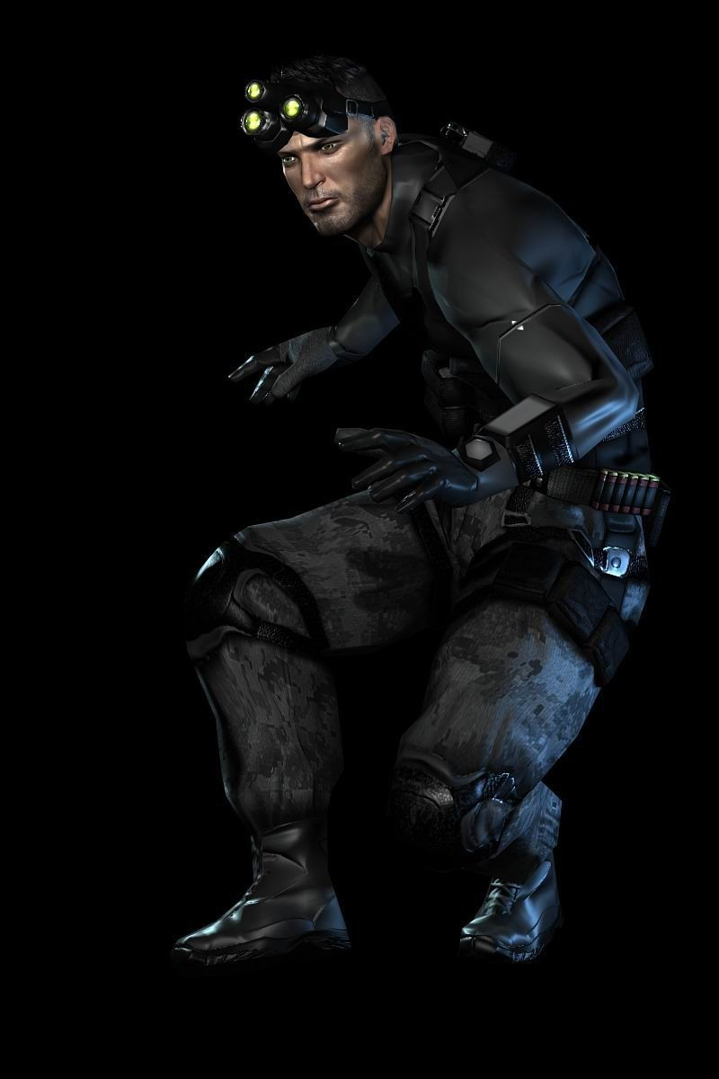 Artworks Tom Clancy S Splinter Cell Chaos Theory