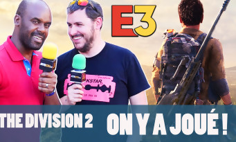 The Division 2 : on y a joué 1h, meilleur que le premier épisode ?
