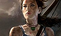 TOMB RAIDER : gameplay trailer avec Lara Croft