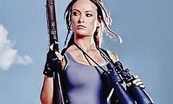 Tomb Raider le film : Olivia Wilde en Lara Croft