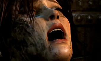 TOMB RAIDER : les plus beaux cris sexy de Lara Croft