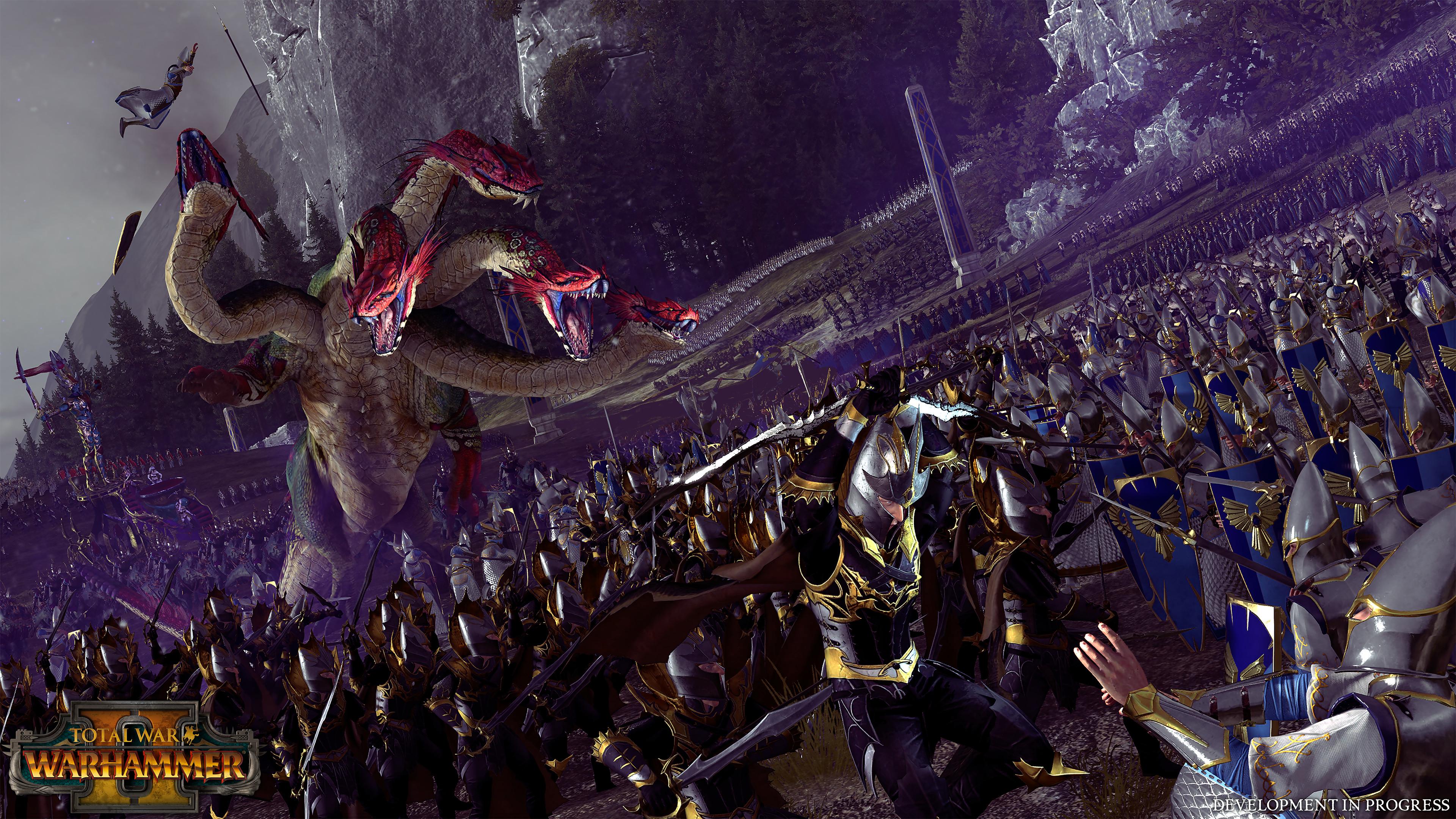 Total War Warhammer 2 Les Elfes Noirs Pr 233 Sent 233 S En Vid 233 O