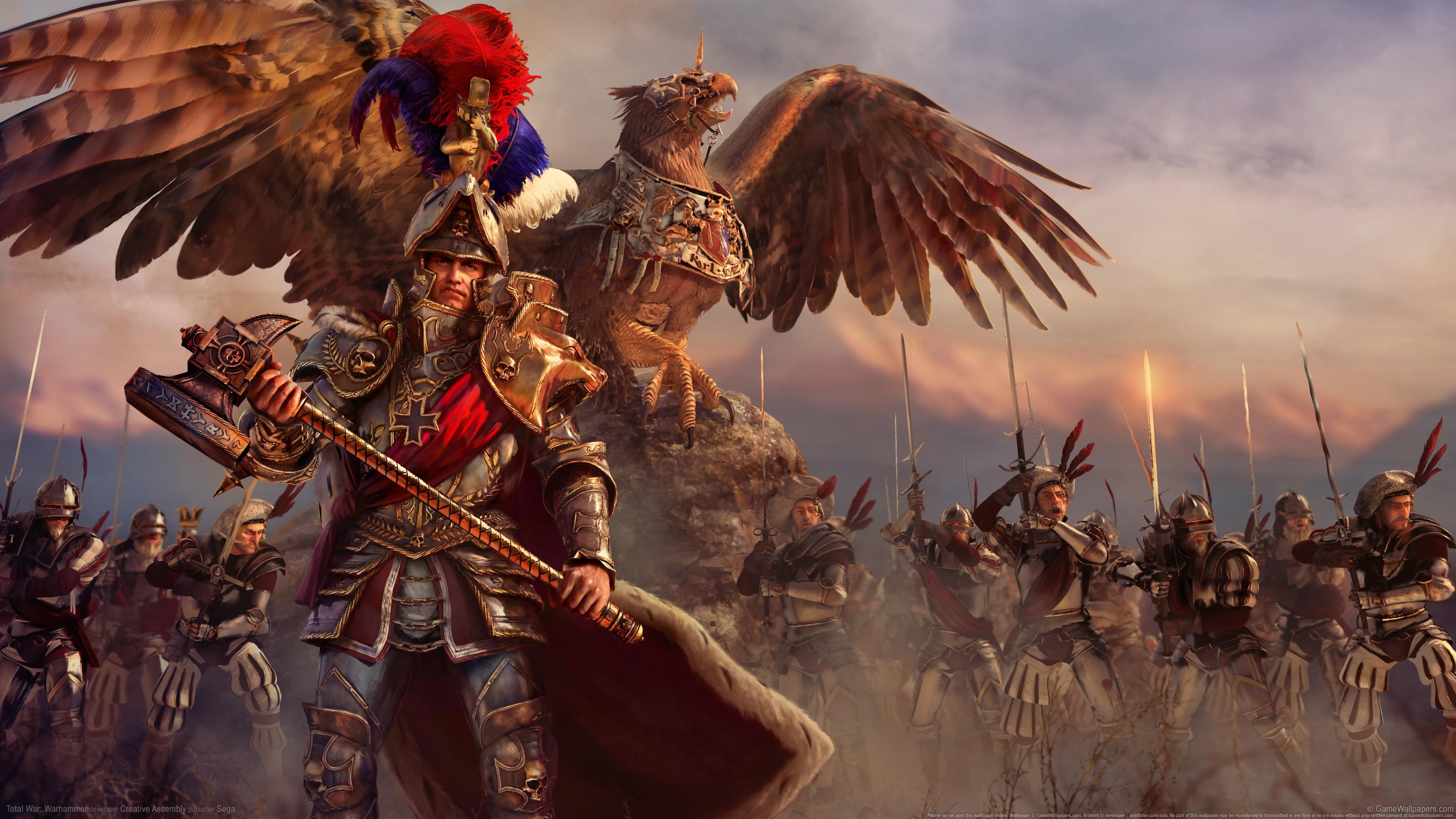 Total War Warhammer 2 Wallpaper: WARHAMMER Avatars