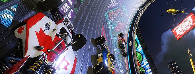 Test TrackMania Turbo sur PS4 et Xbox One