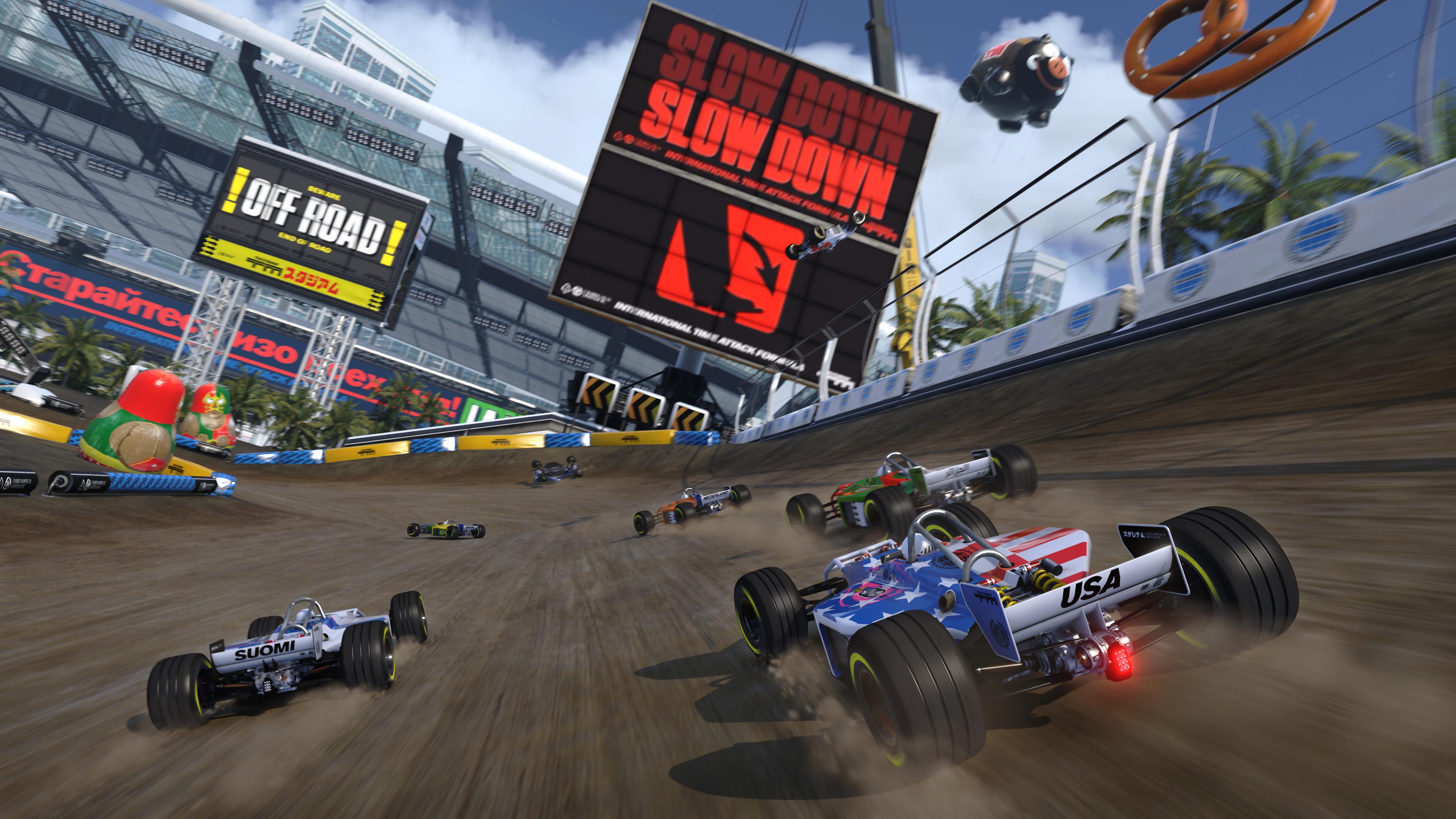 TrackMania Turbo : on y a joué et ça va grave swinguer !