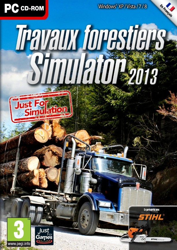 Travaux Forestiers Simulator 2013